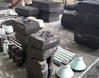 Изготовление литейных стержней и форм (стержневой автомат)